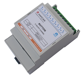 din rail button