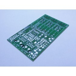 PCB UNIV 3.(2-7).(5-0).x  - 3 channel blind controller for DIN rail