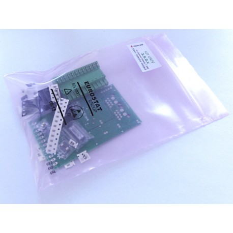 Kit UNIV 3.2.3.x - 6 monostable 16A relays (100A inrush)